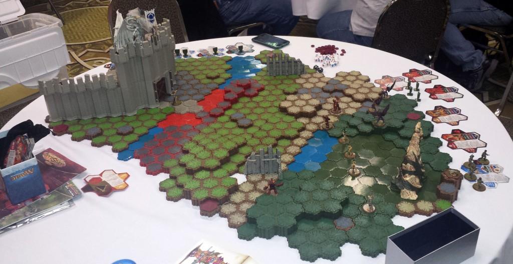 miniatures game cotc 2014